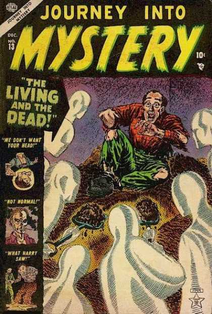 Journey Into Mystery A1 Comix Comic Book Database