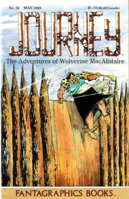 Journey A1 Comix Comic Book Database