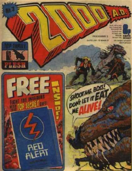 Judge Dredd 2000 A.D. A1 Comix Comic Book Database