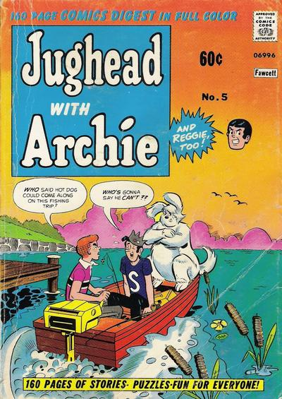 Jughead with Archie Digest A1 Comix Comic Book Database