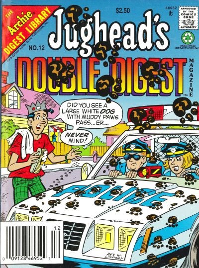 Jughead's Double Digest A1 Comix Comic Book Database