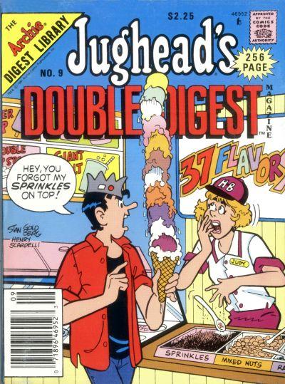 Jughead's Double Digest A1 Comix Comic Book Database