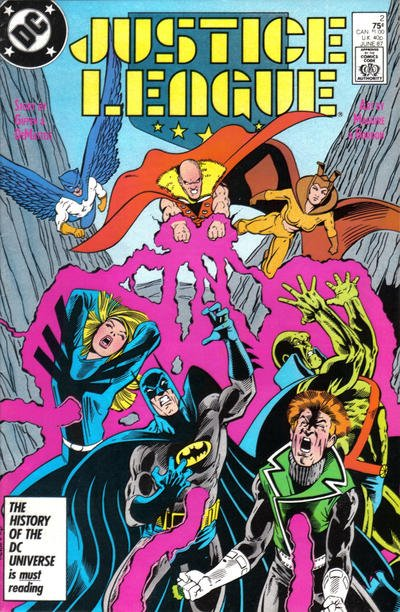Justice League International A1 Comix Comic Book Database