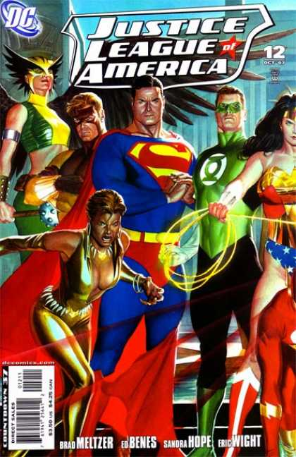 Justice League of America (2006) A1 Comix Comic Book Database