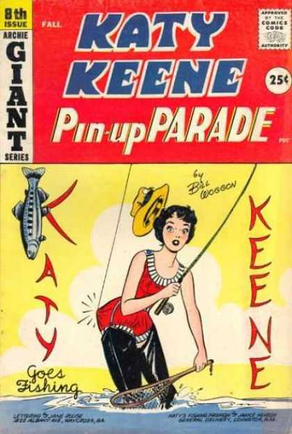 Katy Keene Pin Up Parade A1 Comix Comic Book Database
