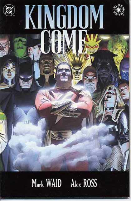 Kingdom Come A1 Comix Comic Book Database