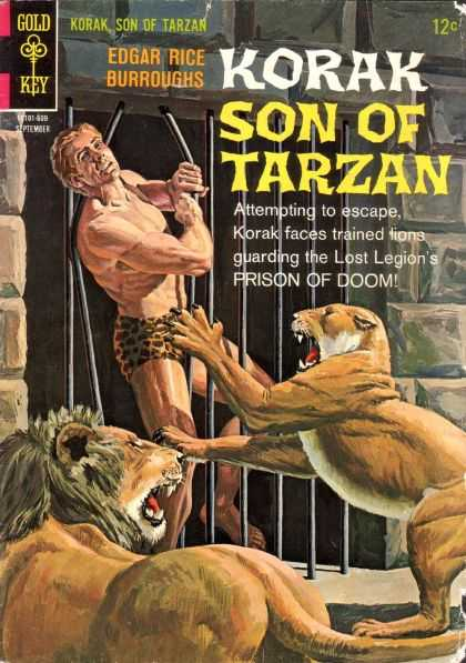 Korak Son of Tarzan A1 Comix Comic Book Database
