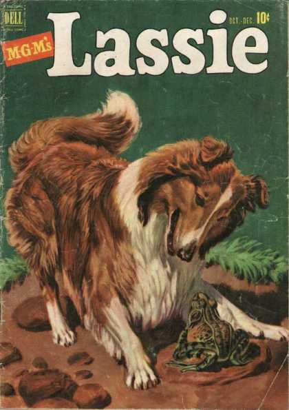 Lassie A1 Comix Comic Book Database