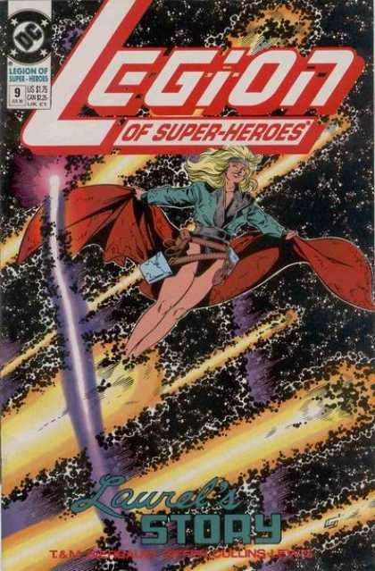 Legion of Super Heroes A1 Comix Comic Book Database