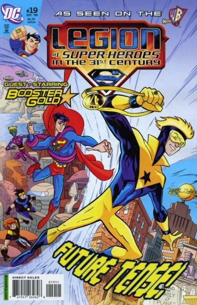 Legion of Super Heroes in the 31st Century A1 Comix Comic Book Database