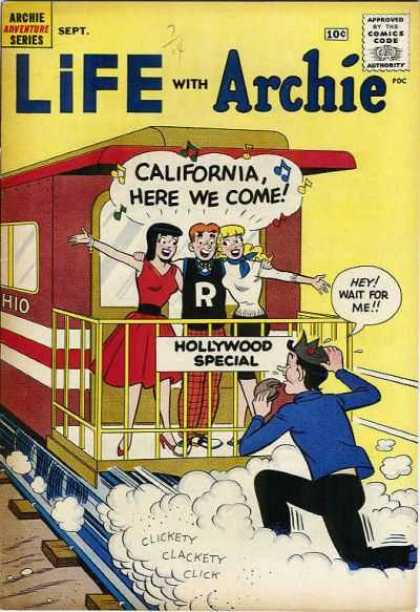 Life With Archie A1 Comix Comic Book Database