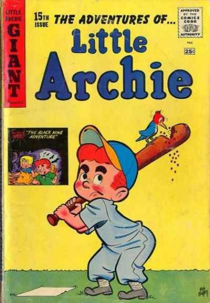 Little Archie A1 Comix Comic Book Database