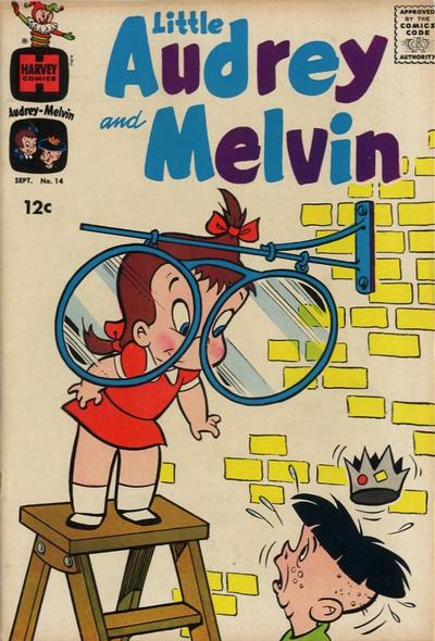 Little Audrey and Melvin A1 Comix Comic Book Database