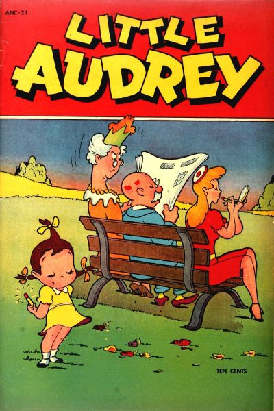 Little Audrey Comic Book Back Issues by A1 Comix