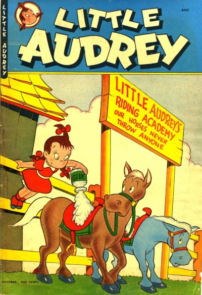 Little Audrey A1 Comix Comic Book Database