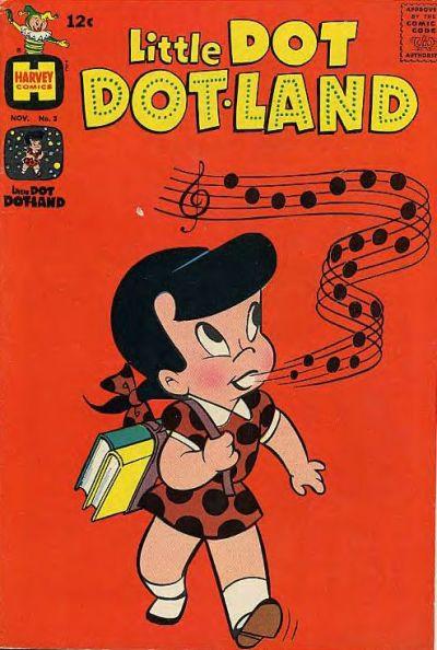 Little Dot Dot-Land A1 Comix Comic Book Database