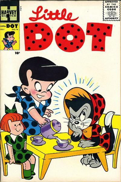 Little Dot A1 Comix Comic Book Database