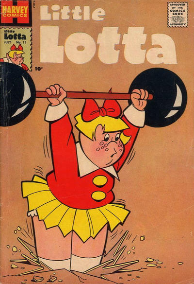 Little Lotta A1 Comix Comic Book Database