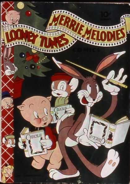 Looney Tunes A1 Comix Comic Book Database