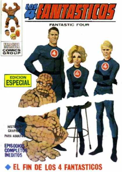 Los 4 Fantasticos 1969 A1 Comix Comic Book Database