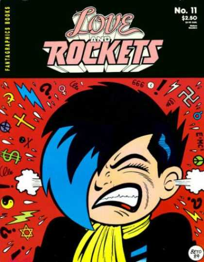 Love and Rockets A1 Comix Comic Book Database