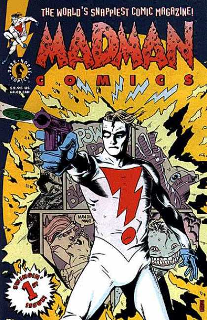 Madman Comics Comic Book Back Issues by A1 Comix
