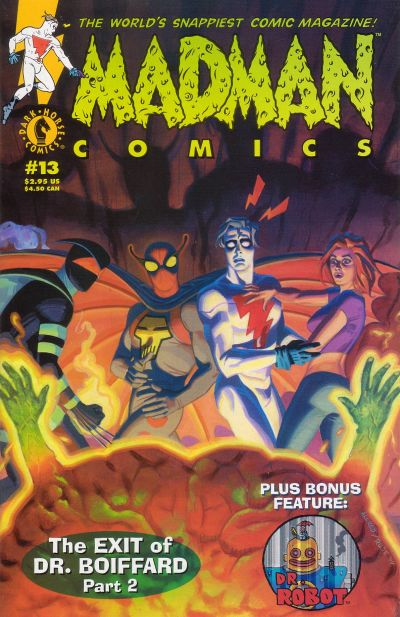 Madman Comics A1 Comix Comic Book Database