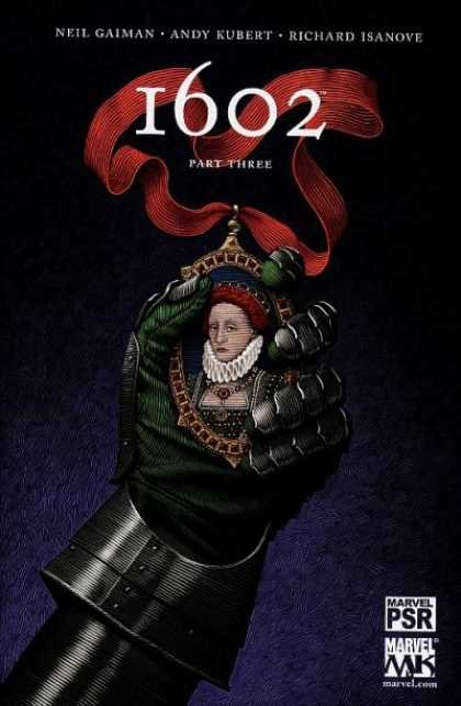 Marvel 1602 A1 Comix Comic Book Database
