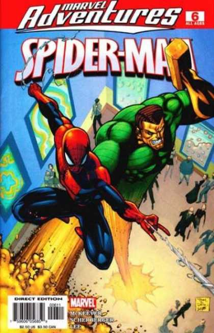 Marvel Adventures Spider-Man A1 Comix Comic Book Database