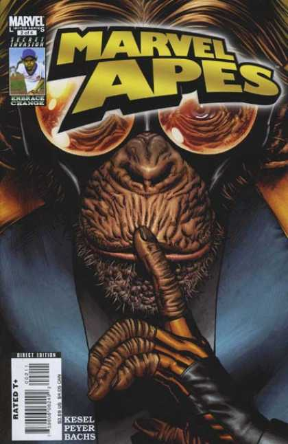 Marvel Apes A1 Comix Comic Book Database