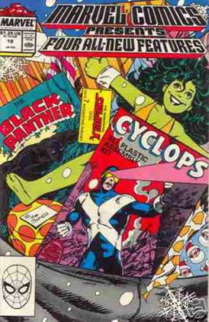 Marvel Comics Presents A1 Comix Comic Book Database