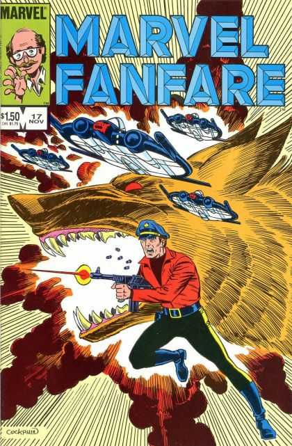 Marvel Fanfare A1 Comix Comic Book Database
