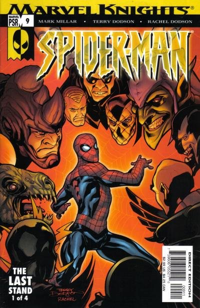 Marvel Knights Spider-Man A1 Comix Comic Book Database