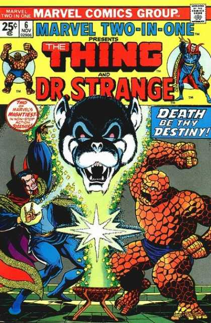 Marvel Two-In-One A1 Comix Comic Book Database