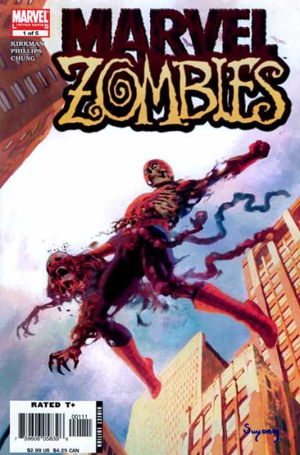 Marvel Zombies Comic Book Back Issues by A1 Comix