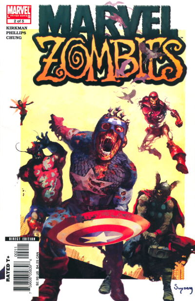Marvel Zombies A1 Comix Comic Book Database