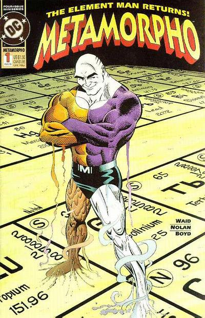 Metamorpho (1993) Comic Book Back Issues by A1 Comix