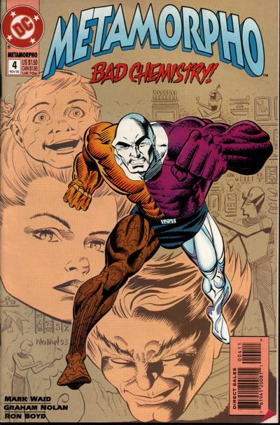 Metamorpho (1993) A1 Comix Comic Book Database
