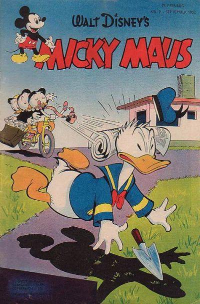Micky Maus Sonderheft A1 Comix Comic Book Database