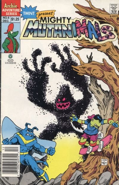 Mighty Mutanimals A1 Comix Comic Book Database