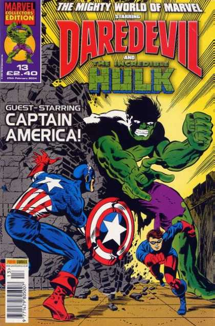 Mighty World of Marvel A1 Comix Comic Book Database