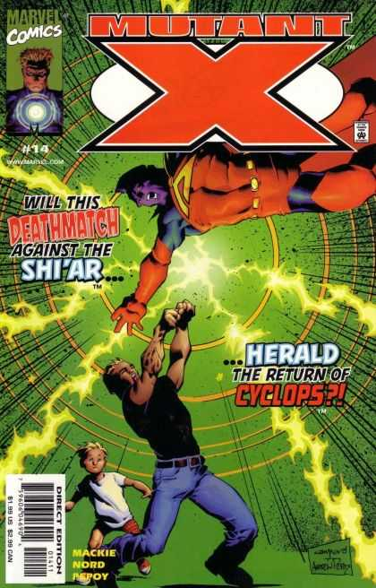Mutant X A1 Comix Comic Book Database
