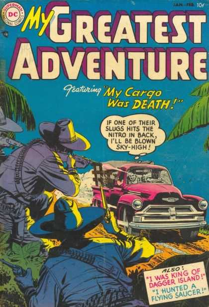 My Greatest Adventure Comic Book Back Issues by A1 Comix