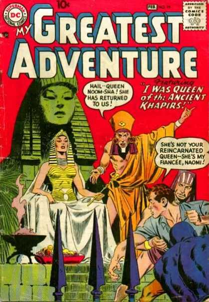 My Greatest Adventure A1 Comix Comic Book Database