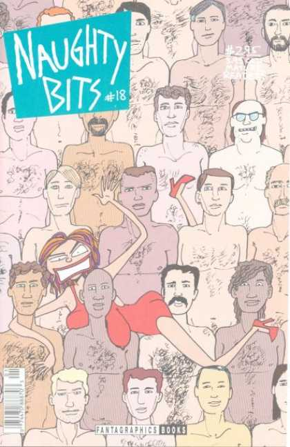 Naughty Bits A1 Comix Comic Book Database