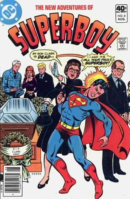New Adventures of Superboy A1 Comix Comic Book Database