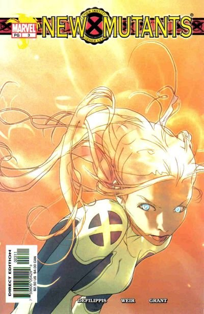 New Mutants (Volume 2) A1 Comix Comic Book Database