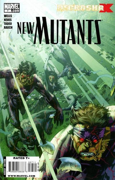 New Mutants (Volume 3) A1 Comix Comic Book Database