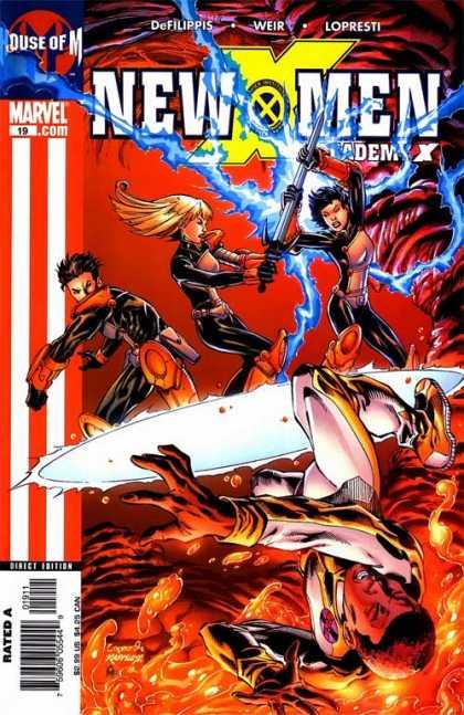New X-Men A1 Comix Comic Book Database