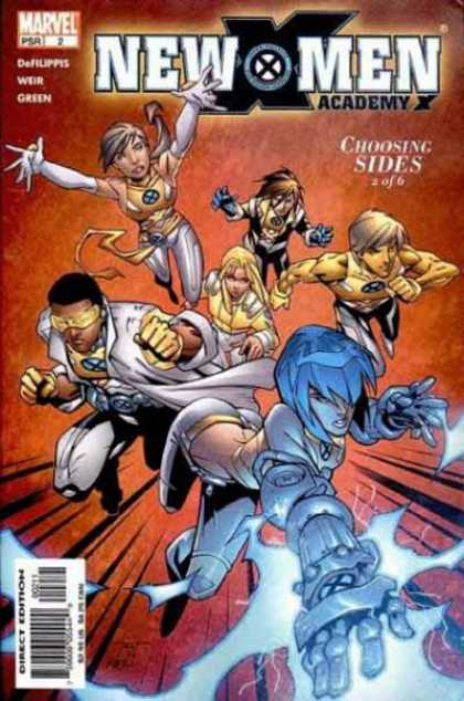 New X-Men A1 Comix Comic Book Database